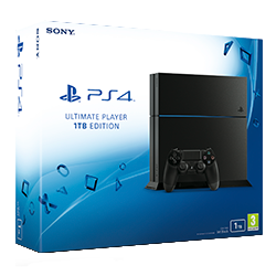 Playstation 4 Konsol