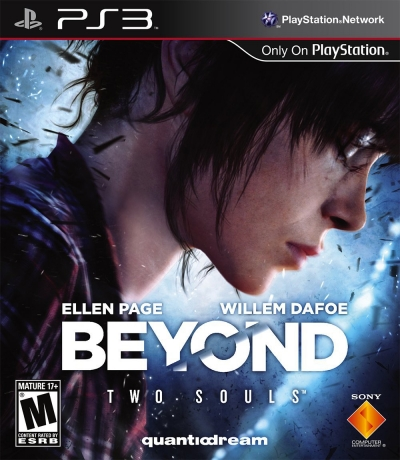 PS3 BEYOND TWO SOULS (2.EL)