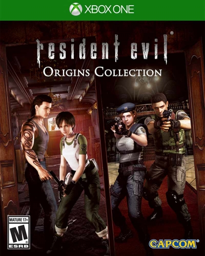 XBOX ONE RESIDENT EVIL ORIGINS COLLECTION (SIFIR)
