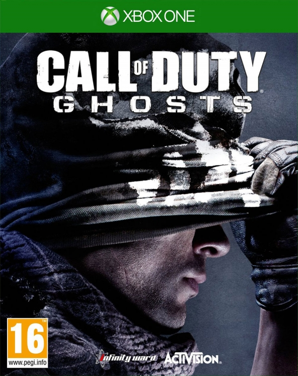 XBOX ONE CALL OF DUTY GHOSTS (2.EL)