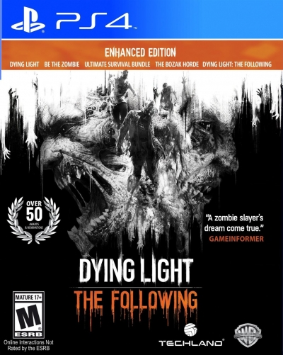 Dying Light The Following Edition