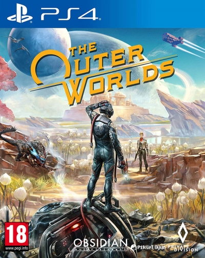 Ps4 Outer Worlds