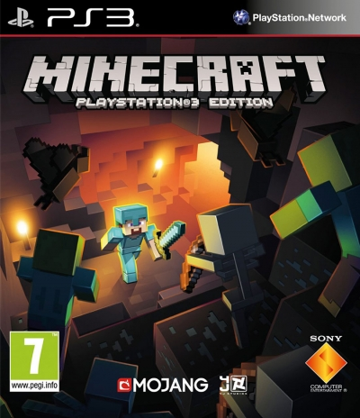 PS3 MINECRAFT PLAYSTATION®3 EDITION