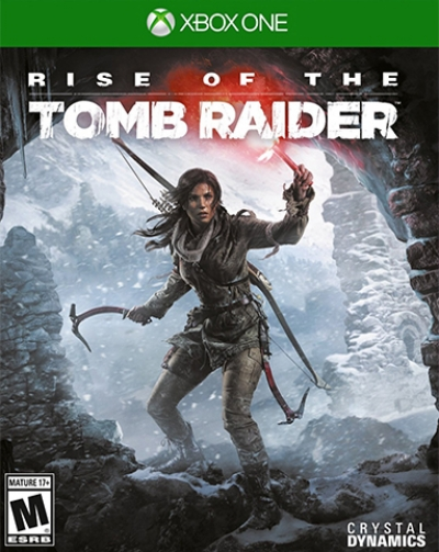 XBOX ONE RISE OF THE TOMB RAIDER (SIFIR)