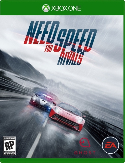 XBOX ONE NEED FOR SPEED RIVALS (2.EL)