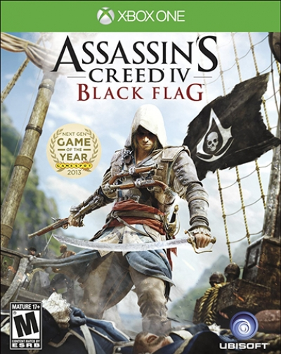 XBOX ONE ASSASSIN'S CREED BLACK FLAG (SIFIR)