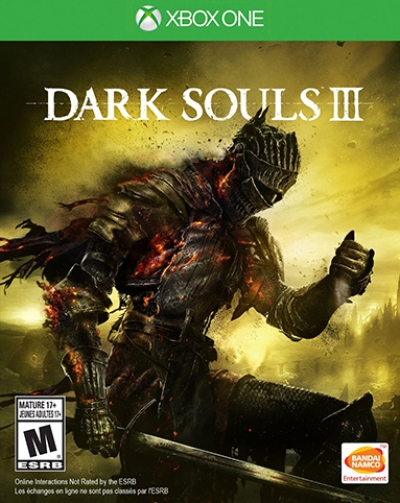XBOX ONE DARK SOULS 3