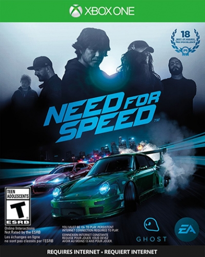 XBOX ONE NEED FOR SPEED (SIFIR)