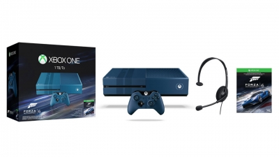 XBOX ONE 1TB FORZA 6 LIMITED EDITION