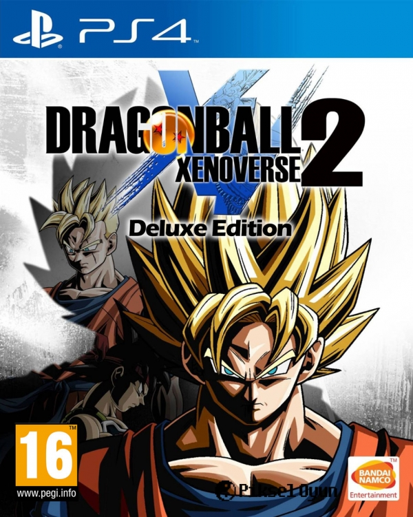 Ps4 Dragon Ball Xenoverse 2 Deluxe Edition