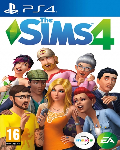 PS4 SIMS 4